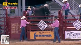 2018 Sheridan WYO Rodeo: Thursday Highlights