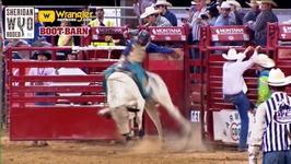 2018 Sheridan WYO Rodeo: Wednesday Highlights