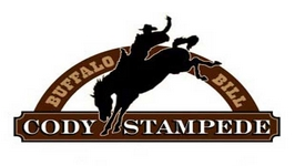 Martin Tops Tie-Down Roping Field at Cody Stampede
