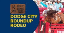 Dodge City Roundup Rodeo – Sunday