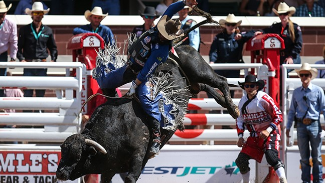Nance Notches Pool B Victory At Calgary Stampede