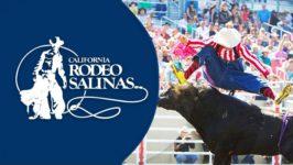 California Rodeo Salinas – Sunday (1:00pm Pacific)