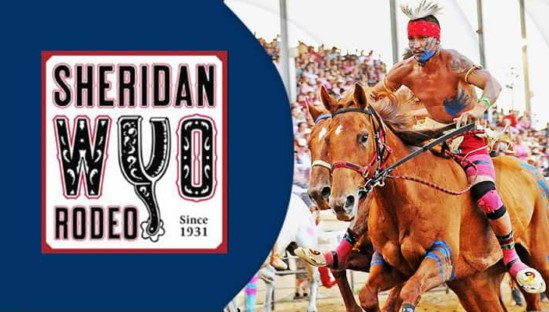 2018 Sheridan WYO Rodeo