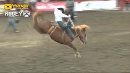 Sterling Crawley Wins the Showdown in Ponoka