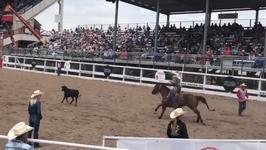 Sterling Smith breaks Cheyenne Record