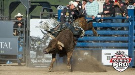 Toves Wins Round 1 of Big Sky PBR