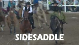 Ladies Sidesaddle Racing at Calgary