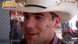Boot Barn's Road to the Wrangler NFR: Eli Vastbinder at Cheyenne Frontier Days