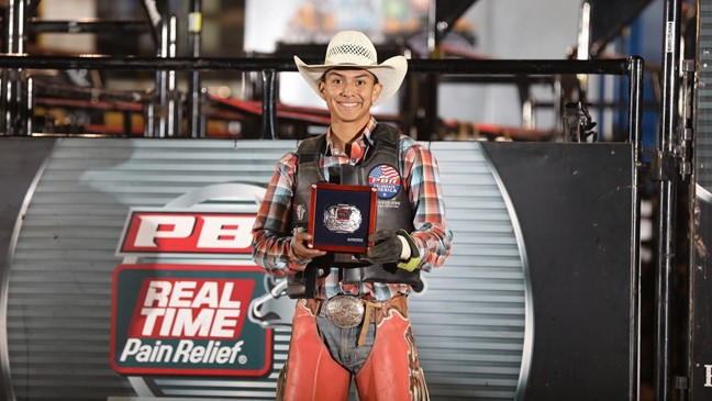 Cody Jesus Wins First Ever Pbr Event In Front Of Hometown
