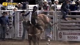 Sage Kimzey Wins Ellensburg Xtreme Bulls Finale