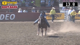 Boot Barn's Road to the Wrangler NFR: Tracy Nowlin at Ellensburg Rodeo