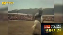 Wrangler NFR 60 Greatest of All Time: Larry Mahan