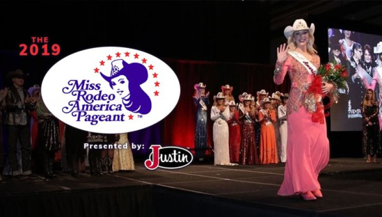 2019 Miss Rodeo America Coronation Ceremony presented by Justin