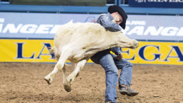 Irwin Caps Great Year with NFR bid