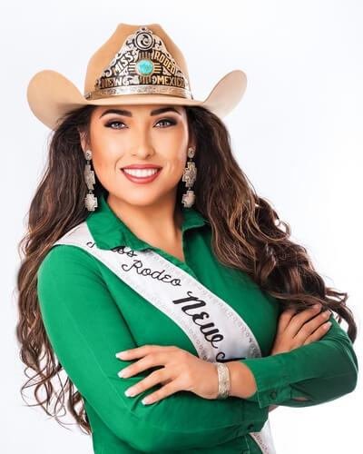 Miss Rodeo New Mexico 2019 Kiana Elder