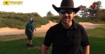 Matt Merritt Hits the Links in Las Vegas