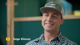 Sage Kimzey Crashes Sharla McCoy's Music Row Live!