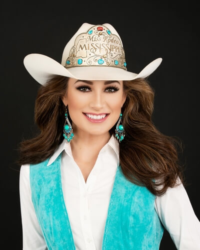 Miss Rodeo Mississippi 2019 Taylor Mcnair