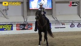 Miss Rodeo America Horsemanship Competition