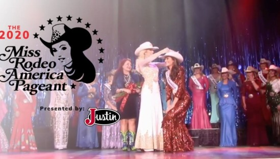 Miss Rodeo America Fashion Show presented by Justin – Friday, December 6th (11:30am Pacific)