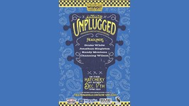 ACME Unplugged presented by Cavender's – Drake White, Jonathan Singleton, Randy Montana & Channing Wilson