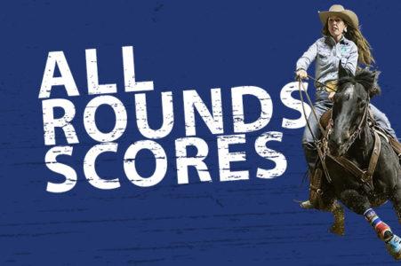 2018 Wrangler Nfr All Rounds Scores Wrangler Nfr