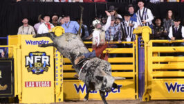 Bull Rider Trevor Kastner Out of Rounds 7, 8