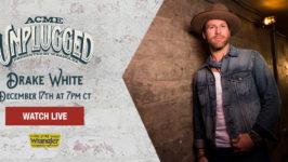 ACME Unplugged – Drake White, Jonathan Singleton, Randy Montana & Channing Wilson – presented by Cavender's