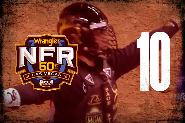 2018 Wrangler Nfr Round 10 Highlights Presented By Rncfr