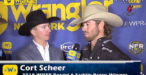 Scheer and Thurston Share 89.5 Win