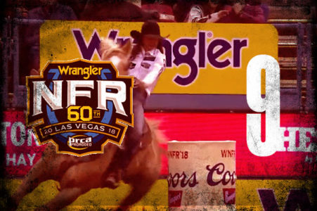 2018 Wrangler Nfr Round 9 Highlights Presented By Rncfr