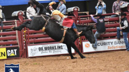 Taylor Broussard Claims Odessa Title