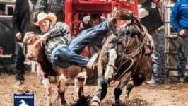 Aaron Vosler Ties San Antonio Stock Show & Rodeo Record