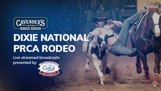 Dixie National Rodeo Tuesday Wrangler Network