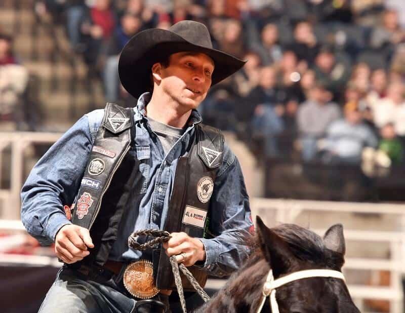 60c1c27228a53 San Antonio Rodeo Winning Streak Continues for J.W. Harris ...