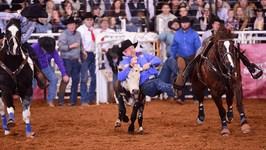 Kinzel, Lewis Aim for Finals at Fort Worth's World's Original Indoor Rodeo®