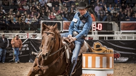 Rule Rules at San Antonio Stock Show Rodeo