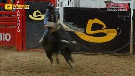 Scottie Knapp Rides to 90 Points in San Antonio