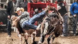 Wyoming Man Ties Arena Record at San Antonio Rodeo