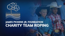 2019 James Pickens Foundation Team Roping (Pro-AM) Part Two
