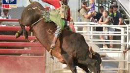 PRCA Jordan Spears Wins Again at Clovis Rodeo