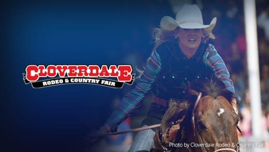 Cloverdale Invitational Rodeo Finals Wrangler Network