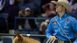 Tie-Down Roper Hanchey Sees Big Things in Rodeo's Near Future