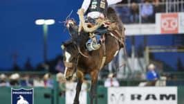 Lefty Holman Wins Reno's 100th Rodeo