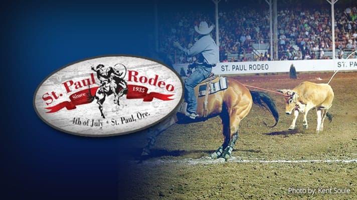 St Paul Rodeo Thursday Evening Wrangler Network