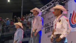 Kastner Claims Gold Medal at Days of '47 Rodeo; Whitehorse Helps His Push to World Finals