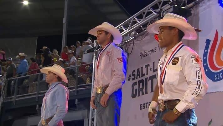Kastner Claims Gold Medal At Days Of 47 Rodeo Whitehorse