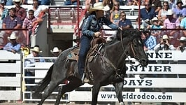 Miller and Lord Finish in a Tie at Cheyenne