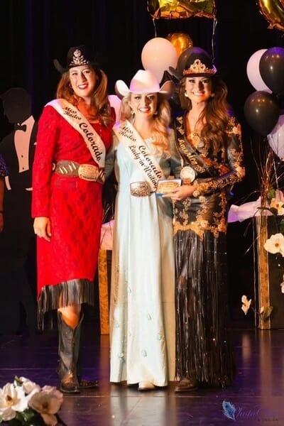 Miss Rodeo America July Update