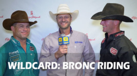 Cody DeMoss and Sterling Crawley Move On to Sunday at Calgary Stampede